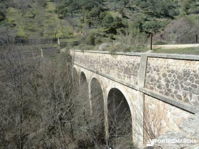 Azud del Mesto - Cascada del Hervidero;rutas la pedriza la jarosa guadarrama senderismo guadalajara